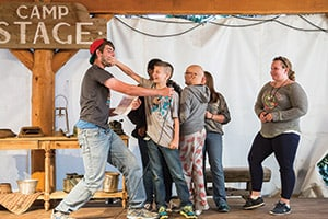 The generosity of the Yellowstone Club Community Foundation, beauty of the surroundings and the kindness of the YC staff combine to create an environment that is incredibly healing for our Big Sky Kids campers and their parents.